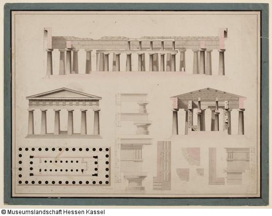 hera tempel paestum